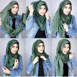 طرق لف الحجاب , احدث الصور لاشكال لف الحجاب