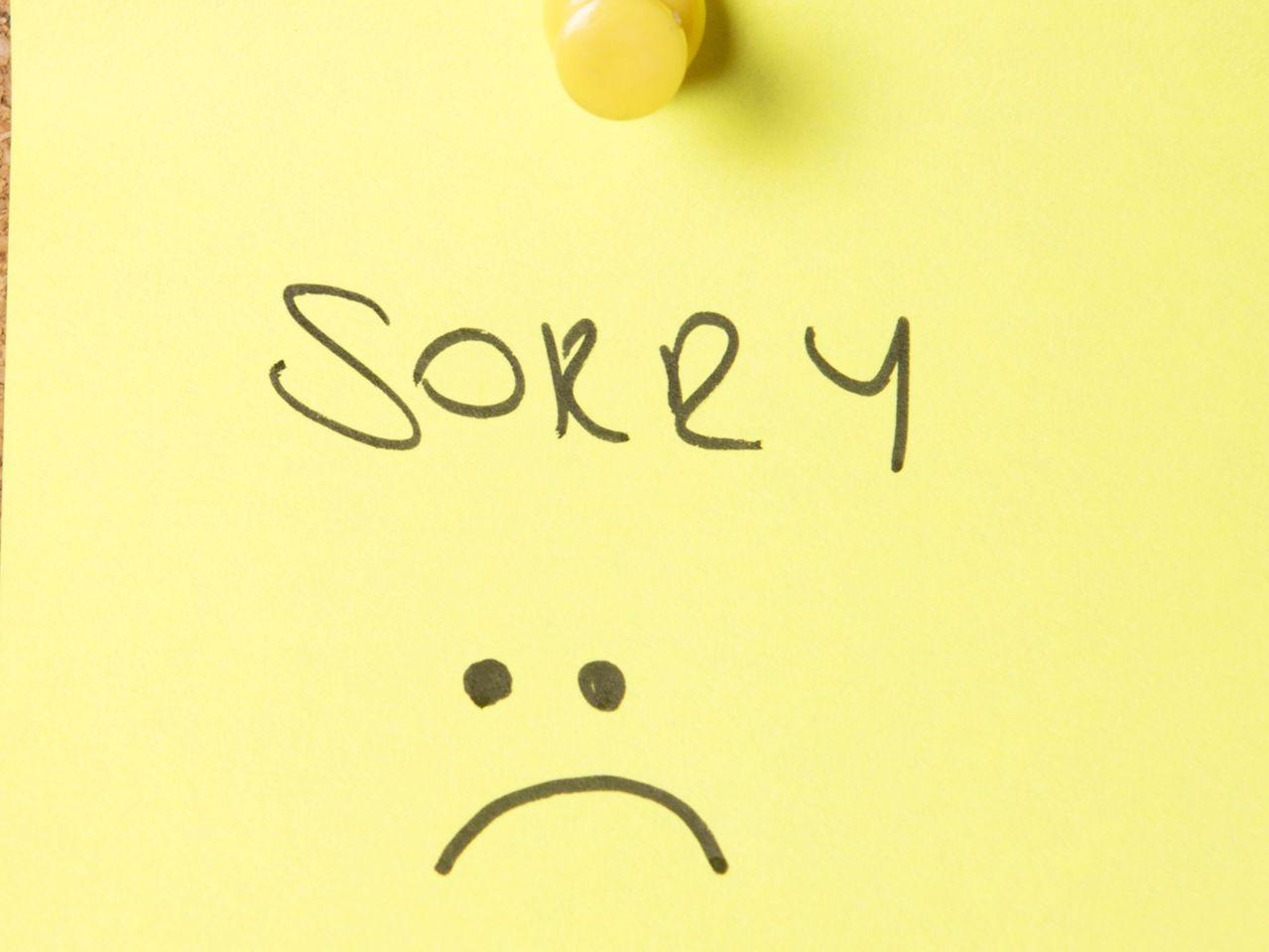 صورة رسالة اعتذار لصديق , كتابة رسالة اعتذار الي صديقك