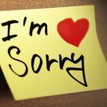كلمات اعتذار للحبيب , اجمل عبارات الاعتذار بين الاحباب