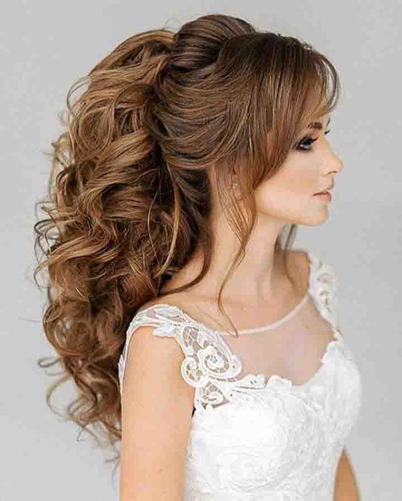 صور اجمل تسريحات الشعر , تسريحات جميلة ورقيقة للبنات