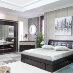 اوض نوم مودرن 2019 , اجمل ديكورات غرف النوم الحديثة