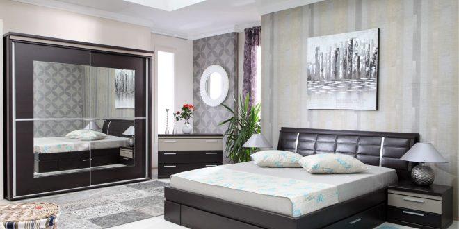 صورة اوض نوم مودرن 2019 , اجمل ديكورات غرف النوم الحديثة