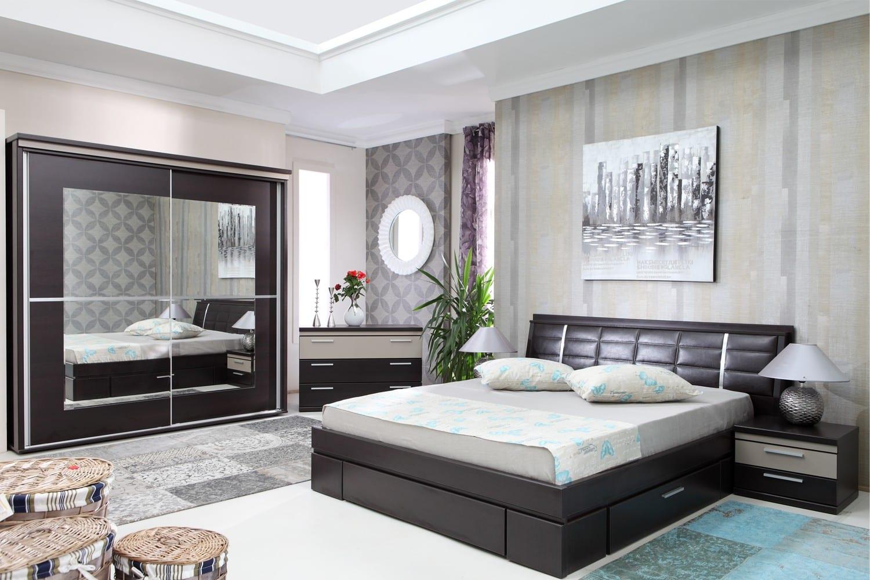 صورة اوض نوم مودرن 2019 , اجمل ديكورات غرف النوم الحديثة 3478