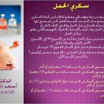 سكر الحمل , ماهى اعراض سكر فى مراحل الحمل