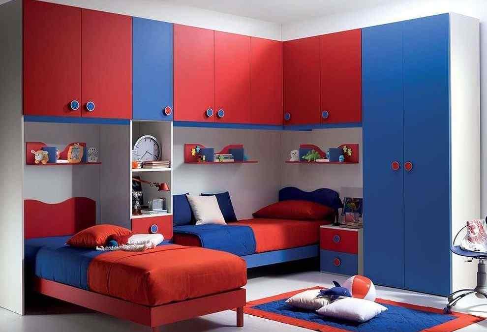 غرف نوم اولاد , صور غرف نوم روعة للاولاد - كلام نسوان