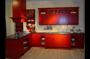 صورة الوان مطابخ خشب , الجديد في تصميمات والوان المطبخ الحشب