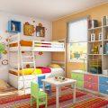 ديكورات غرف اطفال , احدث صيحات في ديكورات عرف الاطفال