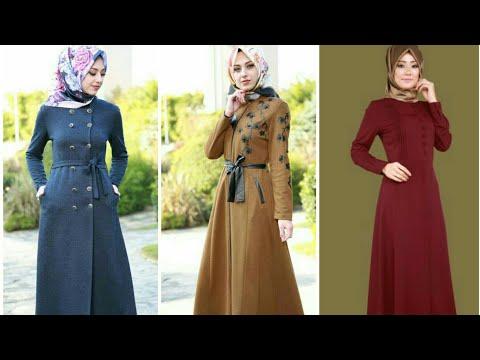 صورة ملابس شتوية 2019 , صيحات حديثة للباس الشتوى الانيق
