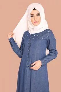 صورة ملابس محجبات تركية , احدث تصميم مميزة للملابس التركية