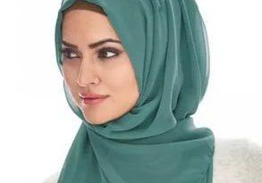 صورة موضة الحجاب , احدث لفات الحجاب الحديثة
