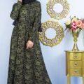موديلات فساتين للمحجبات , اجمل تصميم لفستان الفتاة المحجبة