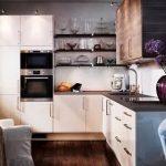 تصميم مطابخ صغيرة , ديكورات مطبخ صغير جميلة