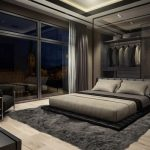 غرف نوم مودرن 2019 كامله , اجدد تصميمات غرف النوم للعروسين تجنن