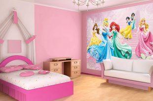 صورة غرف نوم بنات اطفال , افضل تصميمات لغرف نوم البنات الاطفال رقيقة جدا