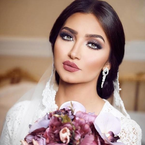 صورة صور مكياج عروس , استوحي مكياجك يوم عرسك من صور مكياج العرائس 4568 2