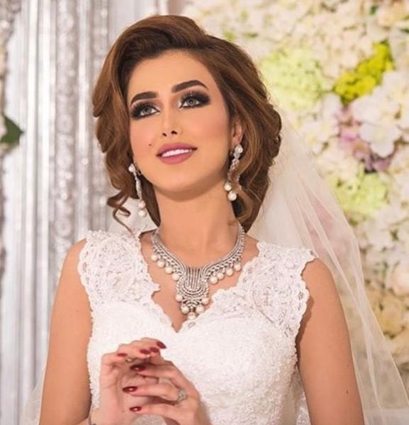 صورة صور مكياج عروس , استوحي مكياجك يوم عرسك من صور مكياج العرائس 4568 5
