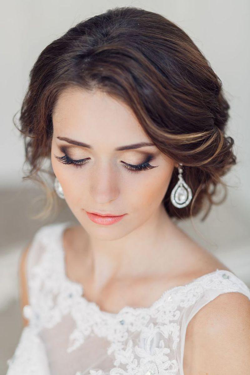 صورة صور مكياج عروس , استوحي مكياجك يوم عرسك من صور مكياج العرائس 4568 7