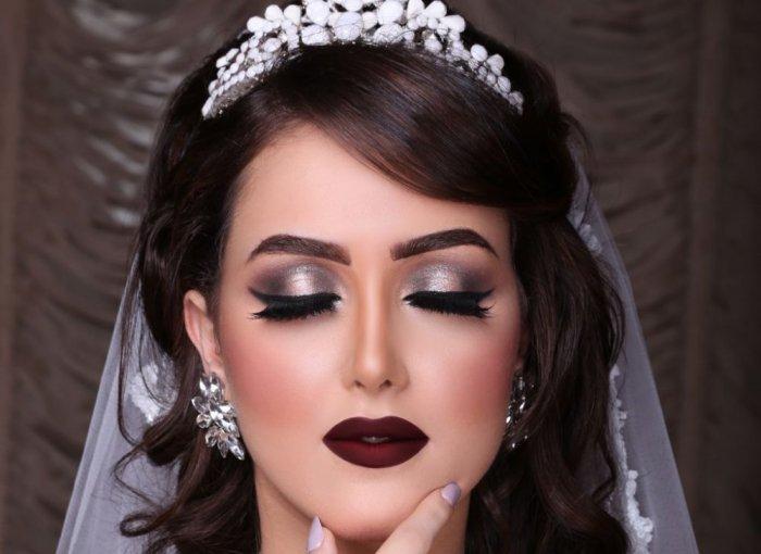 صور صور مكياج عروس , استوحي مكياجك يوم عرسك من صور مكياج العرائس