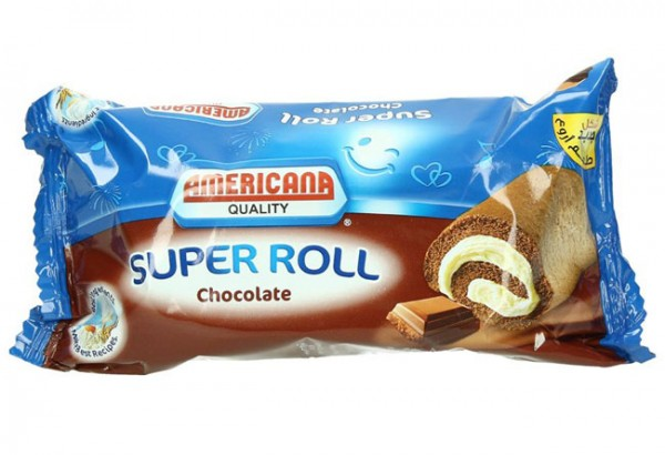 صورة كيك امريكانا , الذ كيكات فانيليا وشوكولات من امريكانا
