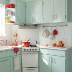 ديكورات مطابخ صغيرة , لو مطبخك صغير اختاري احد التصميمات