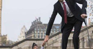 صور اطول رجل في العالم , الرجل الاكثر طولا في العالم