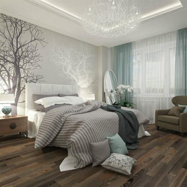 صورة ورق جدران لغرف النوم , احدث تصميمات جدران غرفة النوم 5120 1