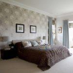 ورق جدران لغرف النوم , احدث تصميمات جدران غرفة النوم