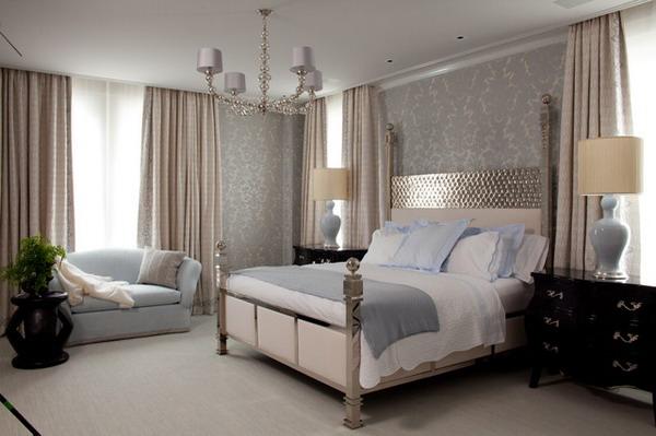 صورة ورق جدران لغرف النوم , احدث تصميمات جدران غرفة النوم 5120 2