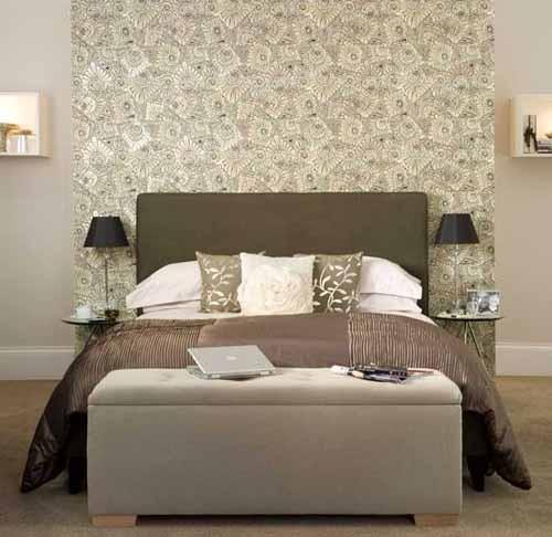 صورة ورق جدران لغرف النوم , احدث تصميمات جدران غرفة النوم 5120 3