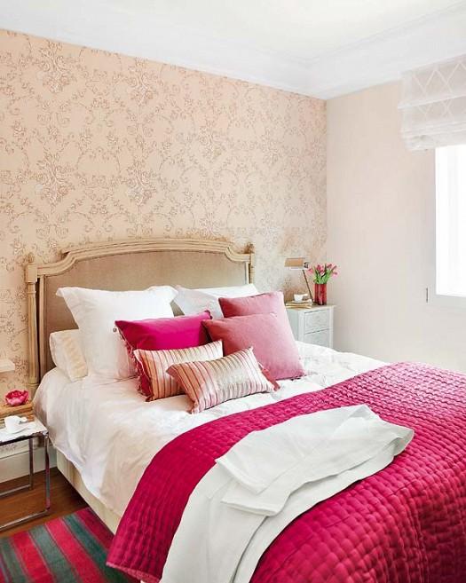 صورة ورق جدران لغرف النوم , احدث تصميمات جدران غرفة النوم 5120 5