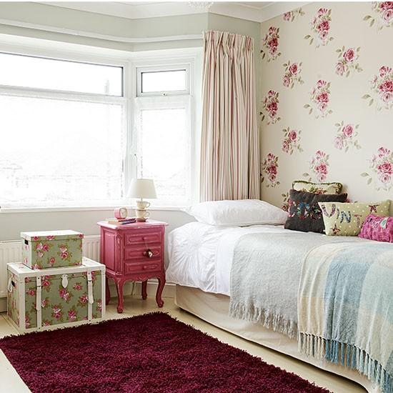 صورة ورق جدران لغرف النوم , احدث تصميمات جدران غرفة النوم 5120 6