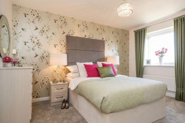صورة ورق جدران لغرف النوم , احدث تصميمات جدران غرفة النوم 5120 8