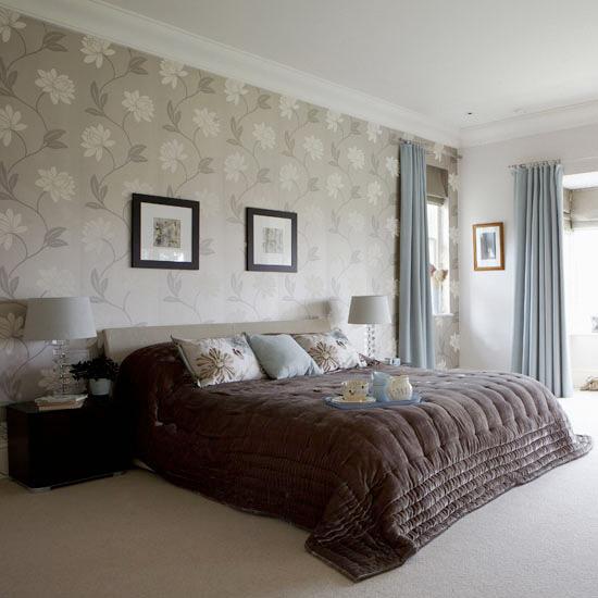 صورة ورق جدران لغرف النوم , احدث تصميمات جدران غرفة النوم 5120