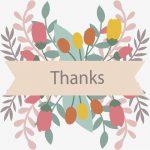 بطاقة شكر , اجمل بطاقات الشكر