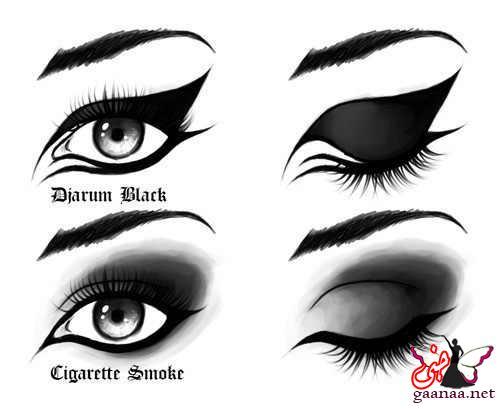 صورة عيون سوداء , صور عيون سوداء جميله 5232 3