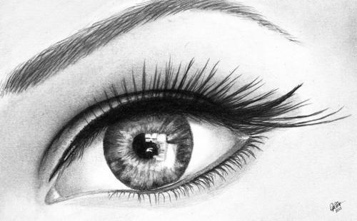 صورة عيون سوداء , صور عيون سوداء جميله 5232 5