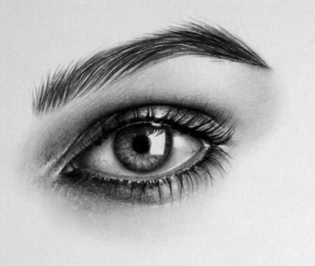 صورة عيون سوداء , صور عيون سوداء جميله 5232 6
