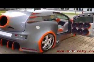 صور تعديل سيارات , طرق تعديل السيارات