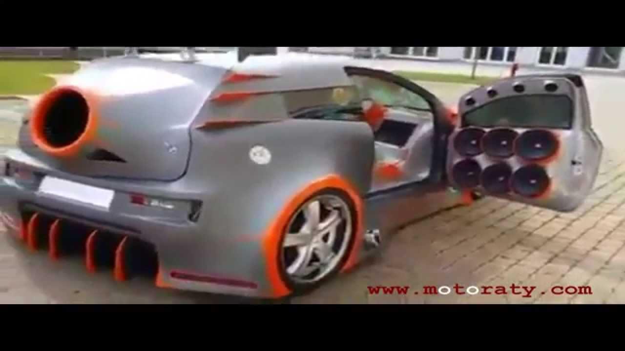 صورة تعديل سيارات , طرق تعديل السيارات