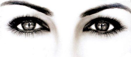 صورة ان العيون التي في طرفها حور , صور عن جمال العيون