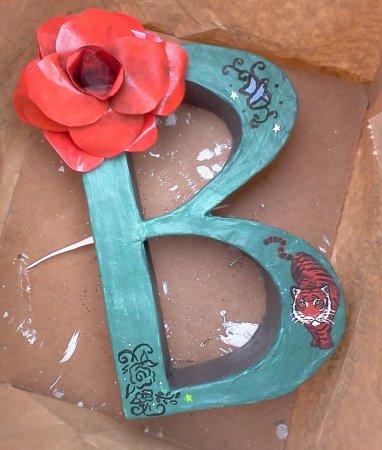 صورة صور حرف b , خلفيات حروف انجلش
