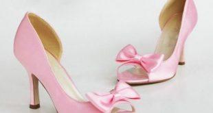 صورة احذية كعب عالي , تصاميم احذيه مميزة اوي