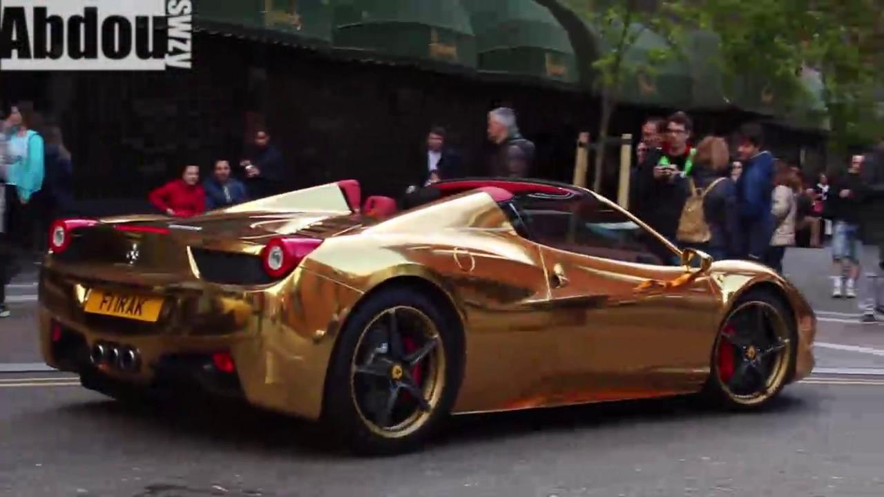 صورة سيارة فخمة جدا , شاهد افضل السيارة الفخمة في الوطن العربي