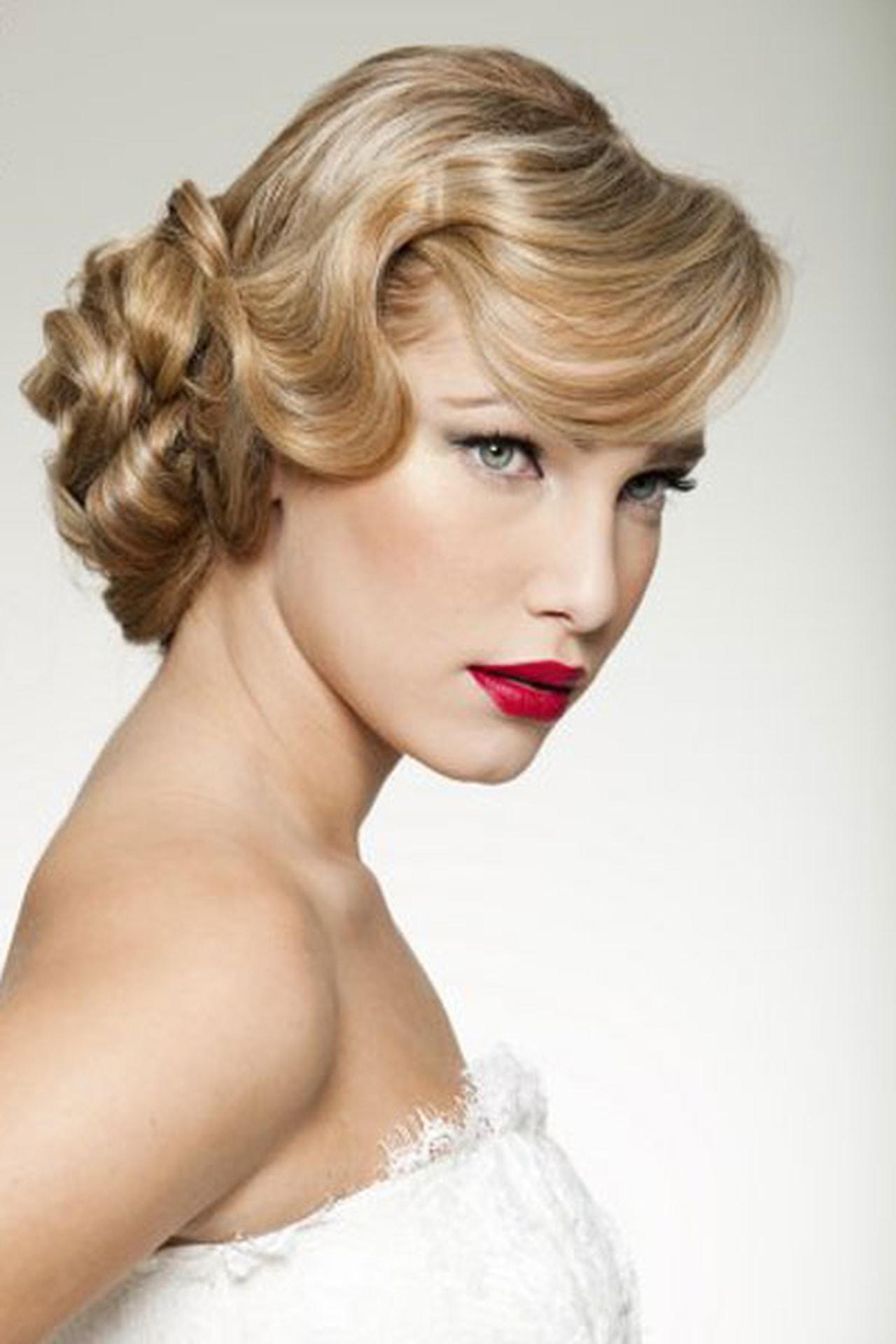 صورة تسريحه فرنسيه , شعر المراة هو عنوان جمالها شاهد اجمل تسريحة فرنسية في قمة الجمال والروعة