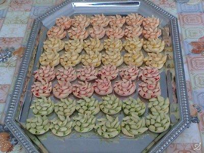 صورة حلويات جزائرية بسيطة بالصور , جرب تذوق اجمل حلوى من الجزائر