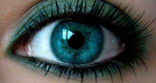 صورة صور عيون جميلات , في عيونك سر جاذبيتك فالعيون هي مراة الروح