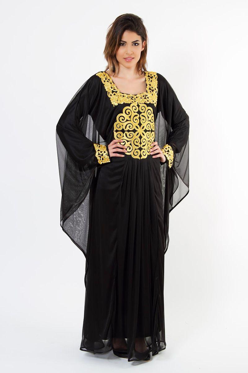 صور عبايات سعودية , اشيك عبايات الخروج النسائية الجديدة لاجمل سعوديات