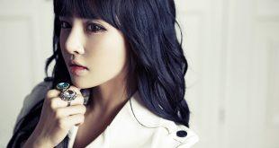 صورة بنات كوريات حزينات , الجمال الكوري الساحر الحزن لا يطفئه