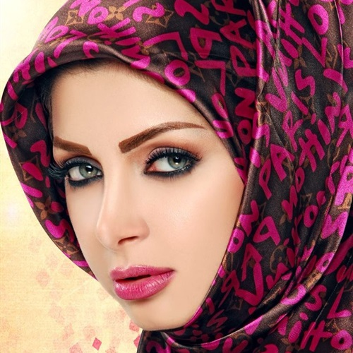 صورة اجمل صور محجبات , جميلات بالحجاب مثل القمر