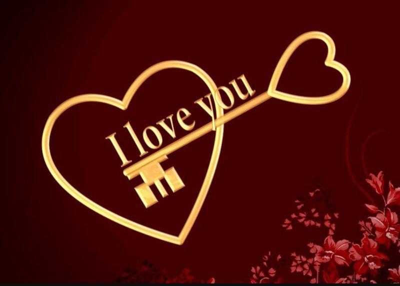 صور بطاقات حب , فكرة جميلة انك تهدي حبيبك بطاقة بكلمات حب رومانسية